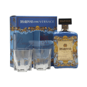 Disaronno wears Versace Gift Set