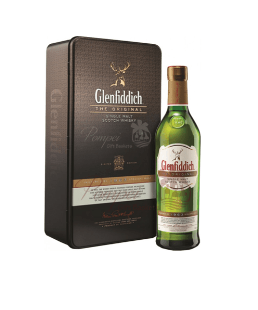 Buy Glenfiddich 1963 Retro