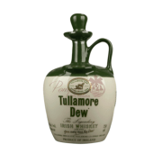 Tullamore Dew Irish Whiskey in Crock Bottle