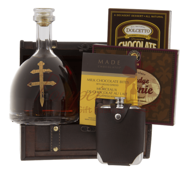 Order Cognac Gift Baskets
