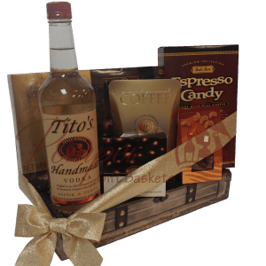 Gift baskets south hackensack nj pompei gift baskets the perfect titos vodka gift basket titos gift basket titos vodka gift basket negle Image collections