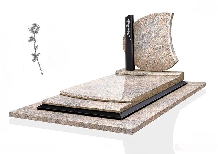 monument funéraire moderne