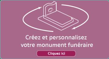 Personnaliser votre monument funéraire