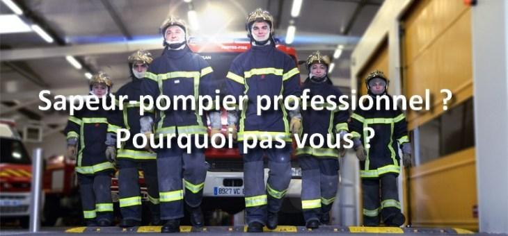 Soutien aux futurs Sapeurs-Pompiers Professionnels