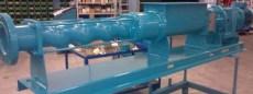 Excentrische wormpompen met Syclone 'even wall'-statoren