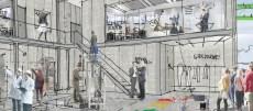 Opening nieuwe ZAP-innovatiehal in Groningen