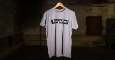 Oveducon verkoopt t-shirts met 'Pompidioot'