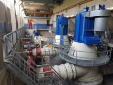 Rioolwaterpompen voor grootschalige renovatie AWP
