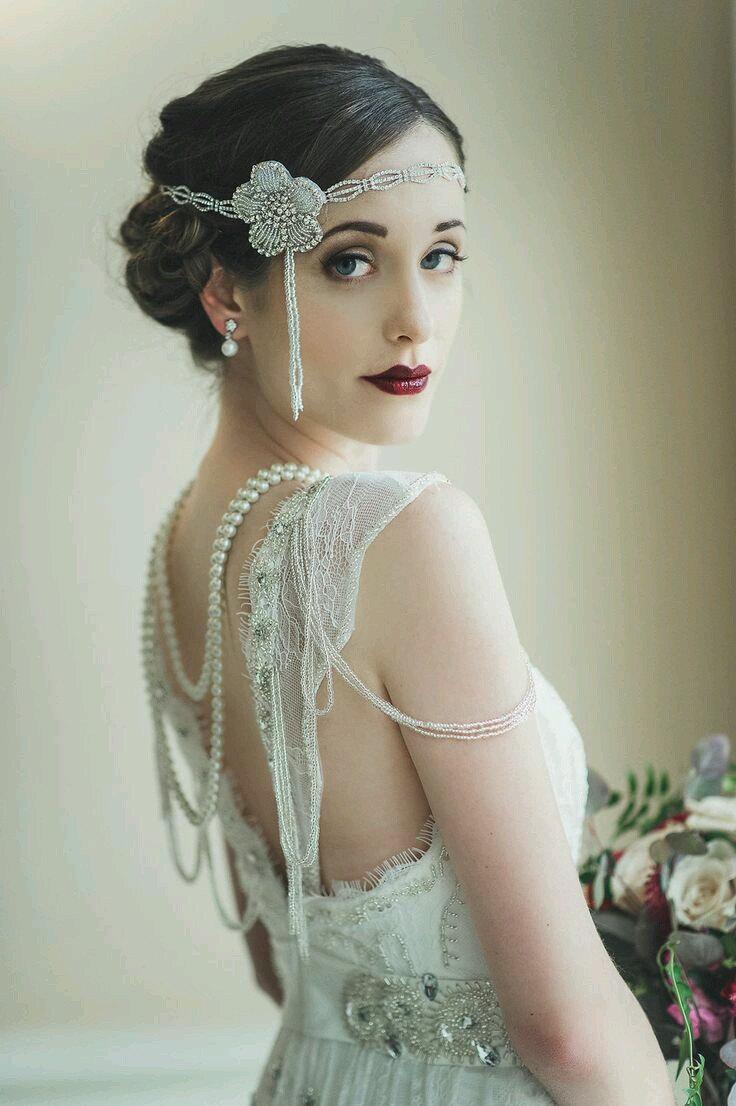 Moda lat 20 czyli wesele w stylu Wielki Gatsby Pomysowa Panna Moda