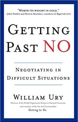 Getting Past No - PON - Program on Negotiation at Harvard Law School
