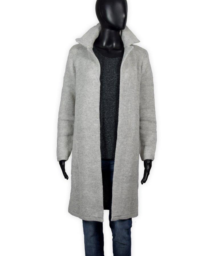 Mantel KOYA gris