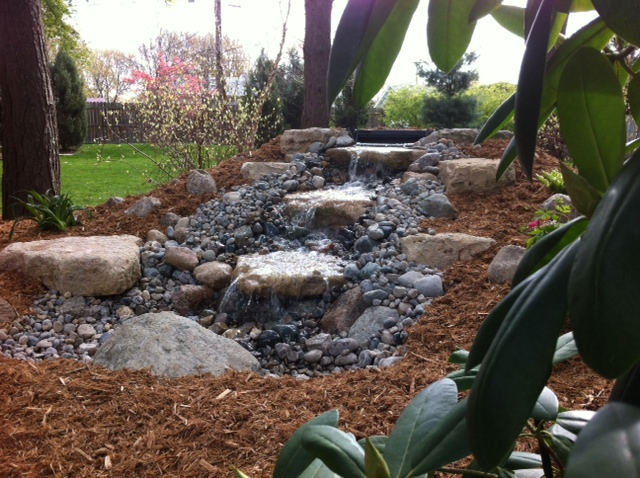 PondLess Cascading Falls Photo Gallery