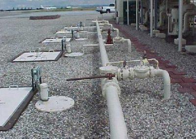 Underground Storage Tank Repairs - Davis-Monthan Air Force Base, Tucson, AZ