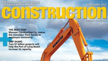 Strategy for Success in Construction Today Magazine