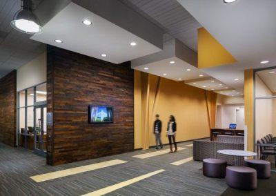 Georgia Gwinnett College Student Services Center - Lawrenceville, GA