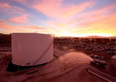 Aircraft Fuel Facility Expansion - McCarran International Airport, Las Vegas, NV