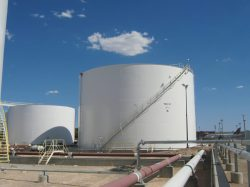 Aircraft Fuel Facility Expansion McCarran International Airport Las Vegas Nevada 3