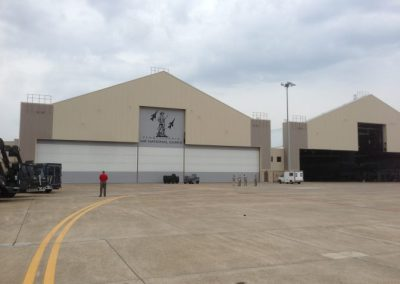 Aircraft Maintenance Hangars Repair - Pittsburgh IAP Air Reserve Station, Annville, PA