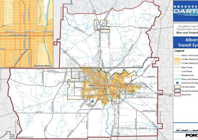 Albany Regional Bicycle & Pedestrian Plan - Albany, GA