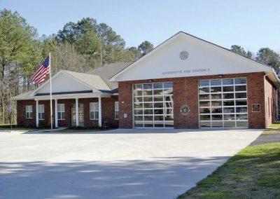 Alpharetta Fire Stations #5 & #6 - Alpharetta, GA
