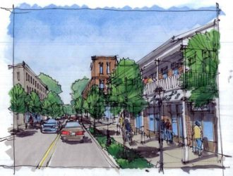 Atlanta Regional Commission Livable Centers Initiative Master Plan - Suwanee, GA