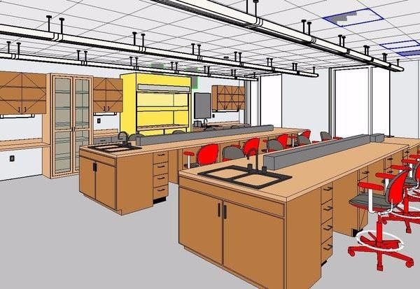 Barrow Academic Building 13