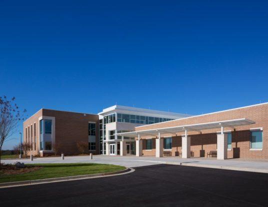 Barrow Academic Building 9