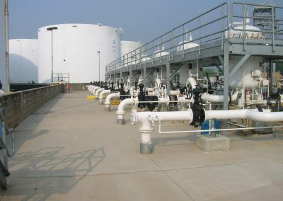 City Fuel Farm Upgrade - Hartsfield-Jackson Atlanta International Airport, Atlanta, GA
