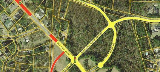 Due West Road Corridor Improvements Cobb County Georgia 1