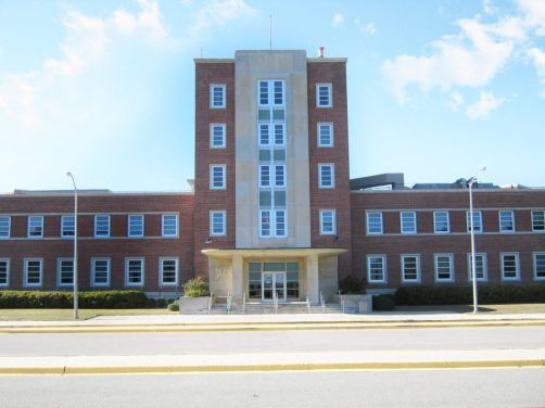 Energy & Water Audits United States Naval Hospital Beaufort South Carolina 1