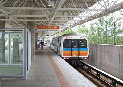 Facility Lighting Modifications - Metropolitan Atlanta Rapid Transit Authority (MARTA)