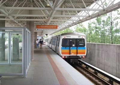 Facility Lighting Modifications - Metropolitan Atlanta Rapid Transit Authority (MARTA)