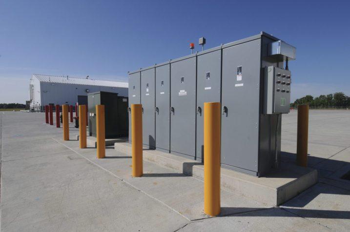 FedEx Fuel Farm & Glycol Dispensing Piedmont Triad International Airport Greensboro North Carolina 2