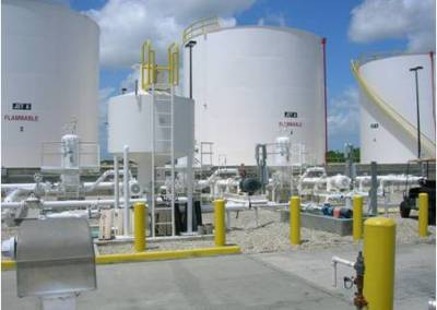 Jet Fuel Complex - Southwest Florida International Airport, Fort Myers, FL