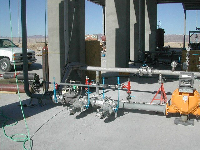 Jet Fuel Storage Complex Marine Corps Air Ground Combat Center Twentynine Palms California 3