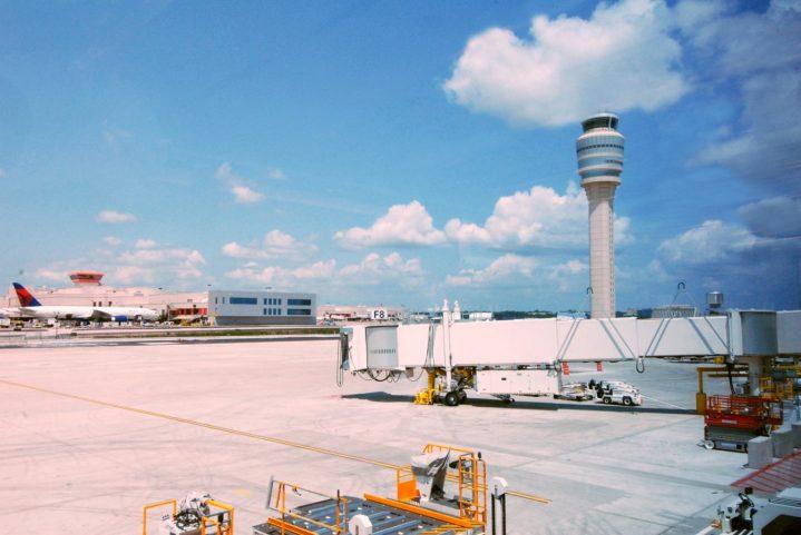MHJIT Embankment & Utilities Relocation Phase 3 Hartsfield-Jackson Atlanta International Airport Atlanta Georgia 1