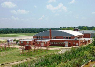 Moton Field Stabilization, Preservation & Restoration - Tuskegee, AL