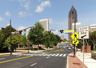 North Avenue Corridor Improvements -  Georgia Institute of Technology - Atlanta, GA