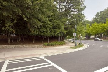 Perimeter Center West Improvements Atlanta Georgia 2