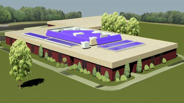 Renewable Energy Project Pond Amp Company