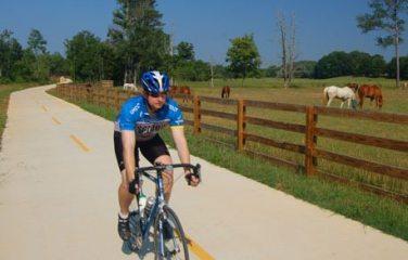 Silver Comet Trail Rockmart to Cedartown Polk County Georgia 5
