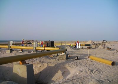 Title II Services for Fuel Infrastructure Inspection & Repair - Masirah Island, Oman