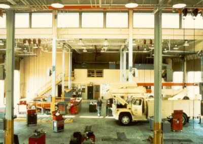 Georgia Power Vehicle Maintenance Facility - Forest Park, GA