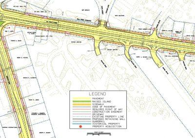 Widening of St. Mary's Road - Columbus, GA