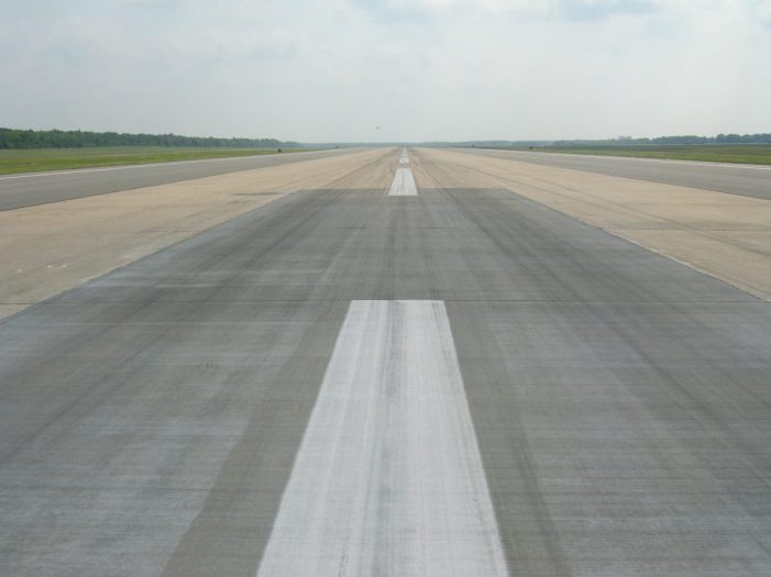 Repair Replacement of Primary Runway 07-25 Little Rock Air Force Base Arkansas 2