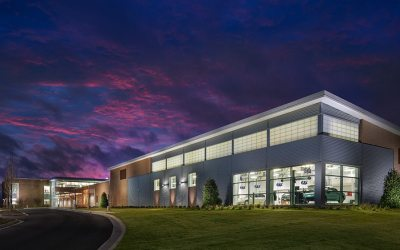 Lanier Technical College's Barrow Education Building Garners ACEC Award