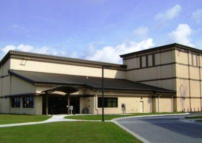 Simulator Facility for AvFID - Hurlburt Field AFB, FL