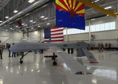 Predator LRE Aircraft Maintenance Hangar - Fort Huachuca, AZ