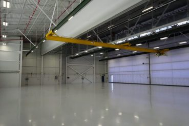 Predator LRE Aircraft Maintenance Hangar Fort Huachuca Arizona 2