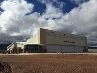 Predator LRE Aircraft Maintenance Hangar Fort Huachuca Arizona 4
